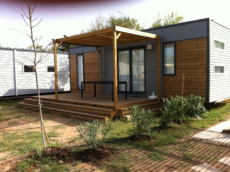 Mobil home occasion vente particulier