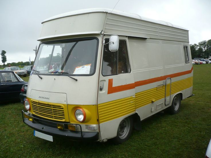 J9 camping car occasion