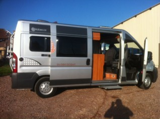 Voir camping car occasion