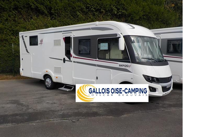 Camping car occasion chez gallois