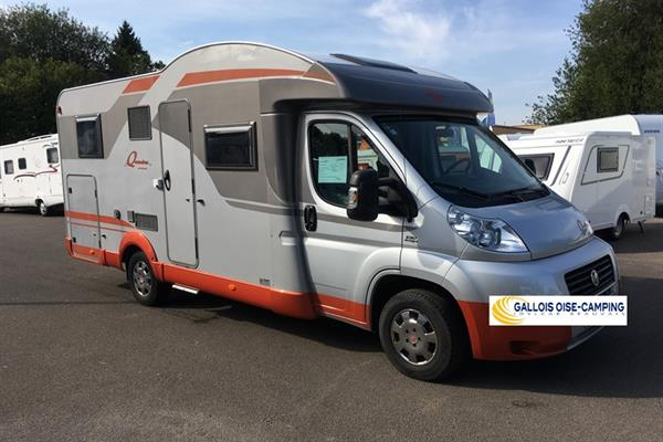 Camping car occasion 20000 euros