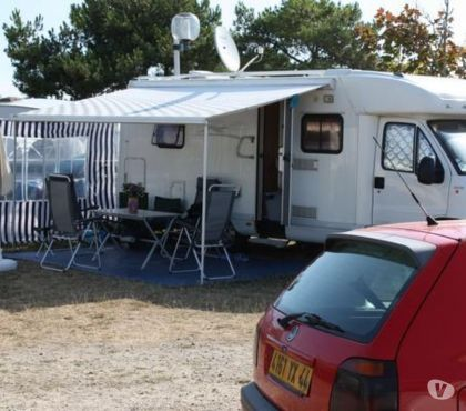 Camping car pas cher