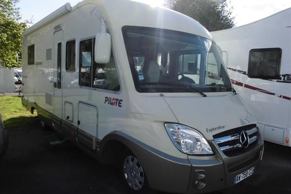 Camping car occasion dans l'oise