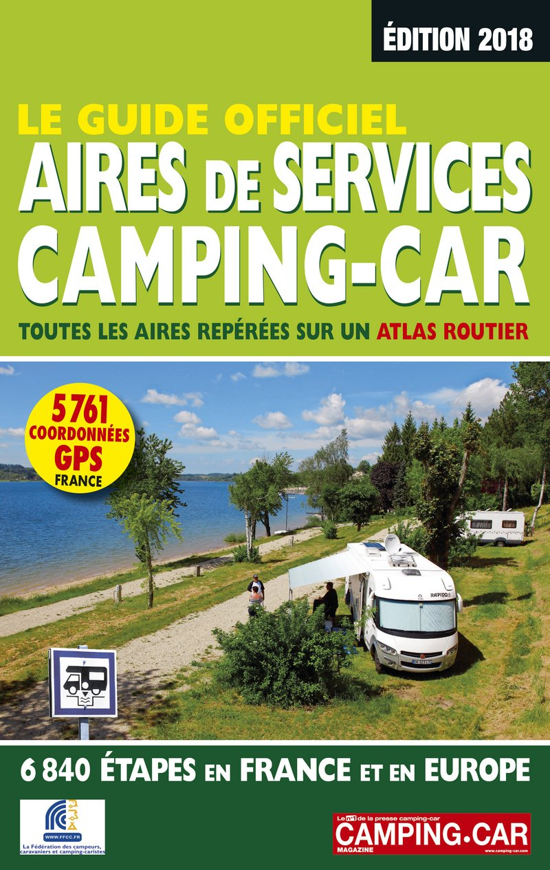 Aire camping car europe