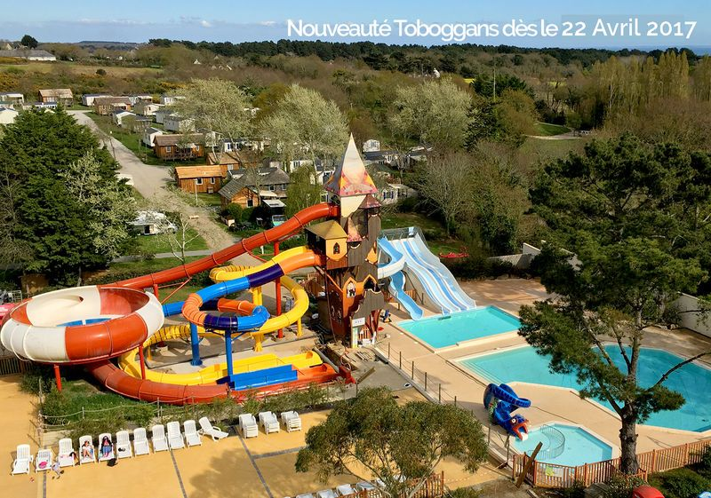 Camping corse avril