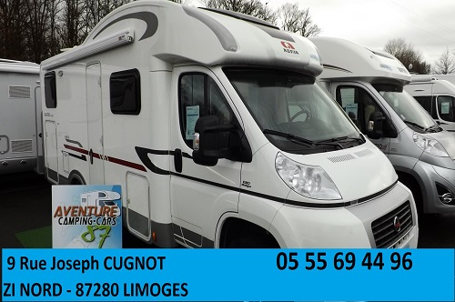 Camping car occasion limoges camping car occasion charente