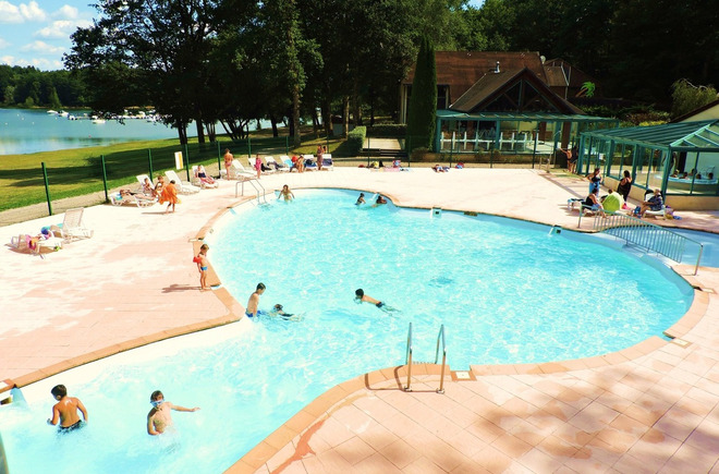 Camping mobilhome aurillac