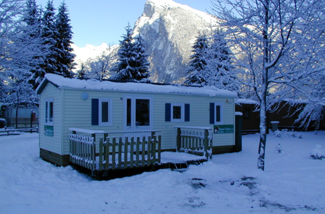 Location mobilhome samoens