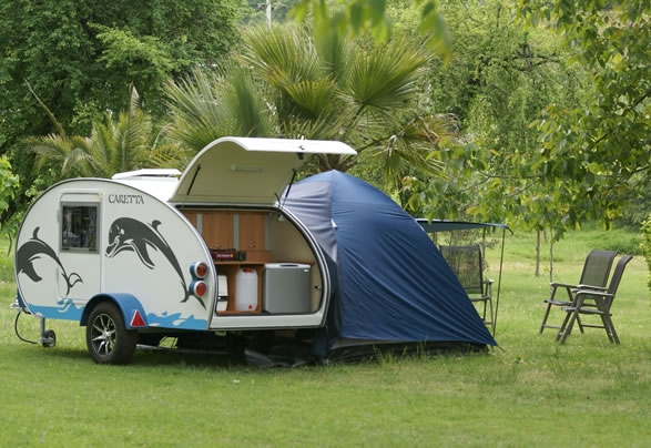Mini caravane caretta 1500 occasion