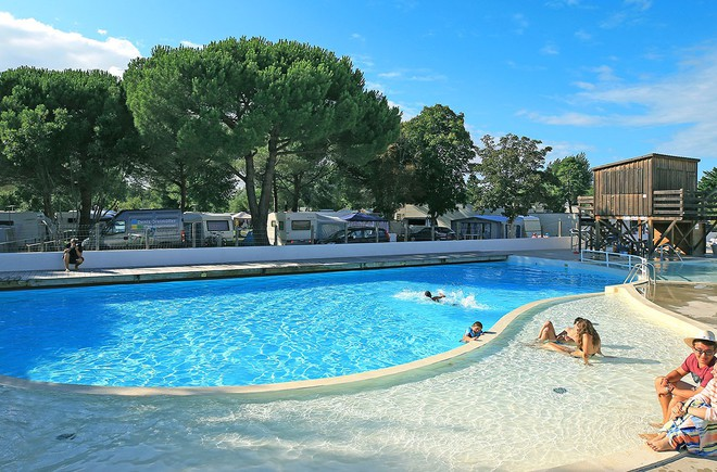 Location mobilhome camping royan