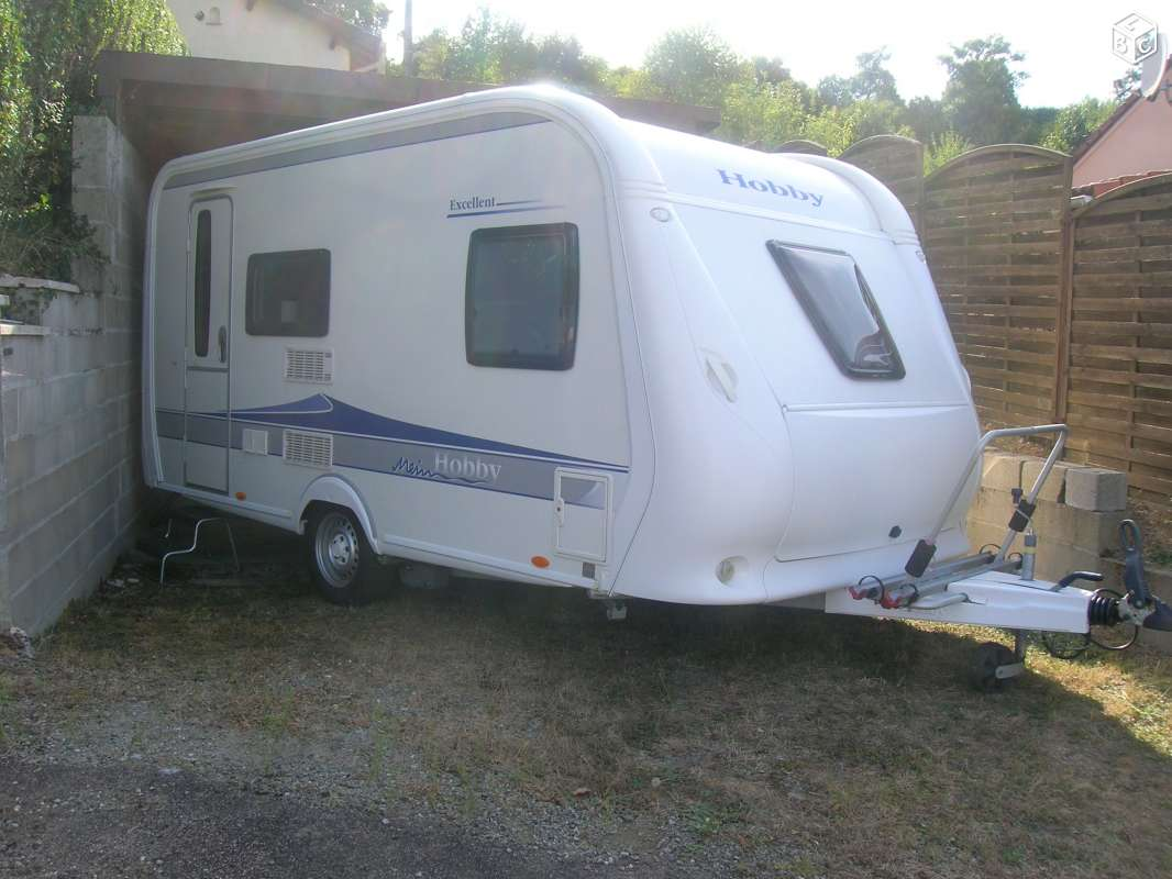 Caravane hobby occasion allemagne
