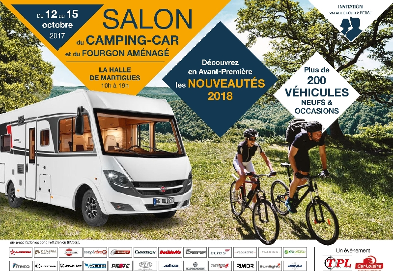 Foire camping car occasion