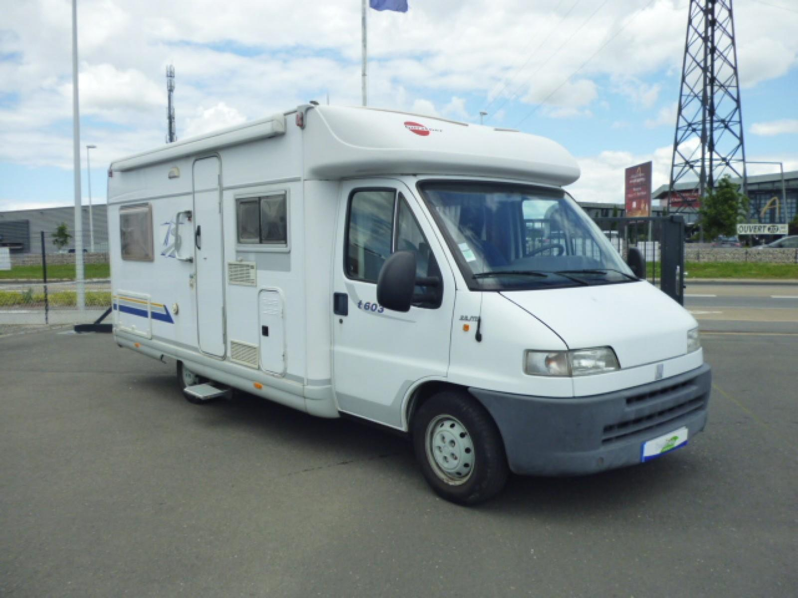 Particulier à particulier camping car profile occasion