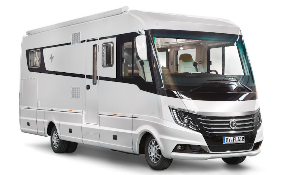 Camping car le plus court