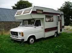 Camping car occasion ford transit 1984