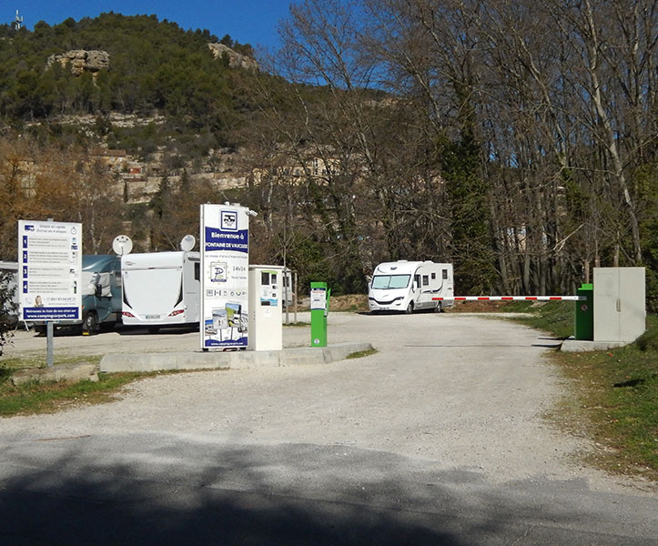 Location camping car vaucluse