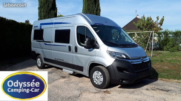 Camping car bourgogne occasion