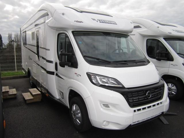Centrale occasion camping car