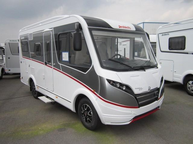 Camping car integral 6 couchages occasion