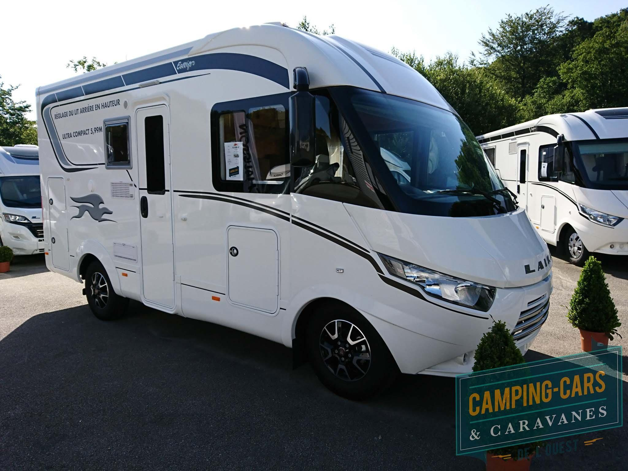 Camping car occasion integral particulier