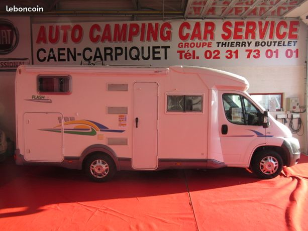 Camping car hobby occasion le bon coin