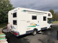 Camping car chausson welcome 27 occasion
