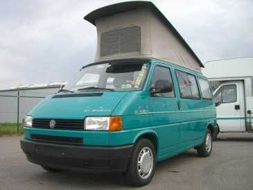 Camping car occasion volkswagen