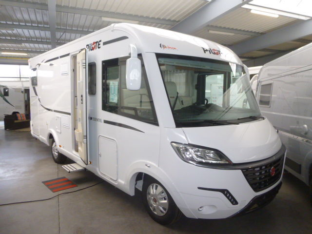Horizon caen camping car occasion