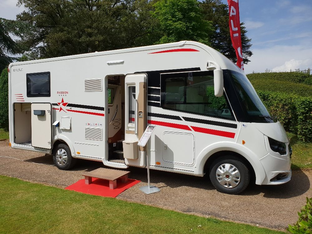 Camping car claye souilly occasion