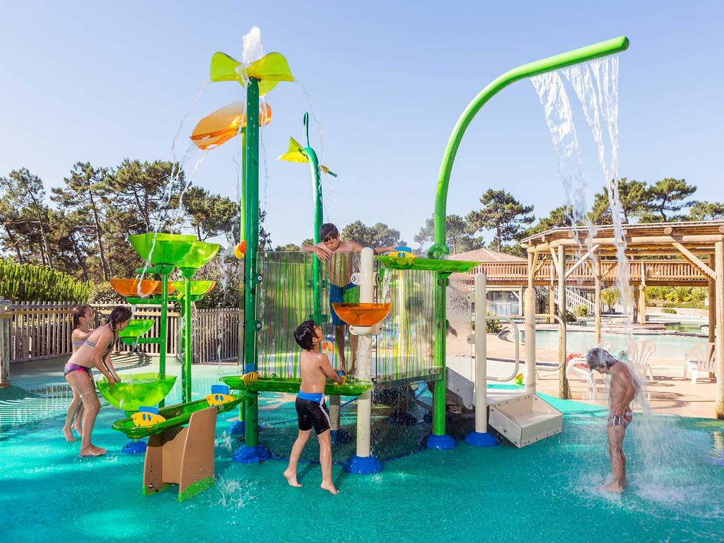 Camping yelloh village les grands pins