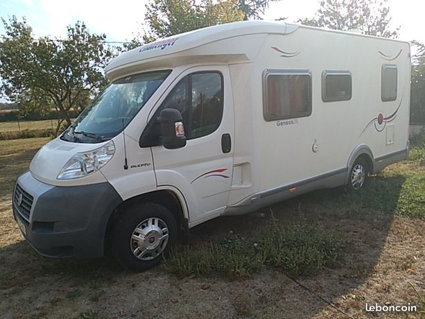 Camping-car occasion le bon coin