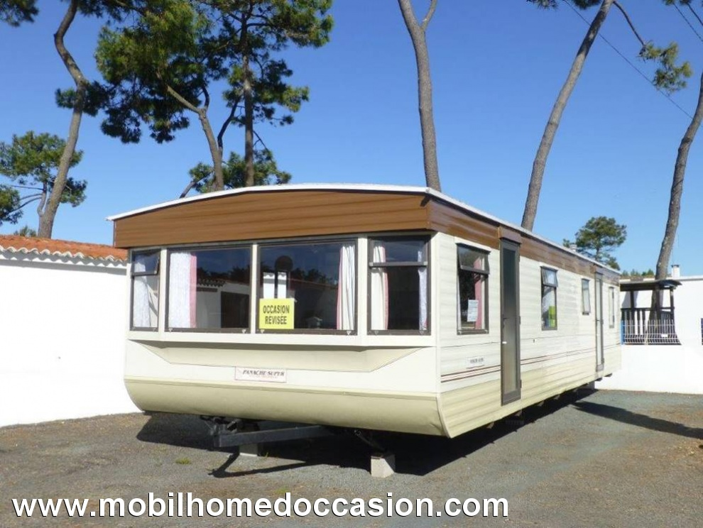 Mobil home occasion 3 chambres vendee