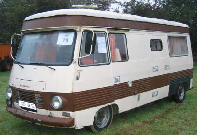 Camping car occasion encheres