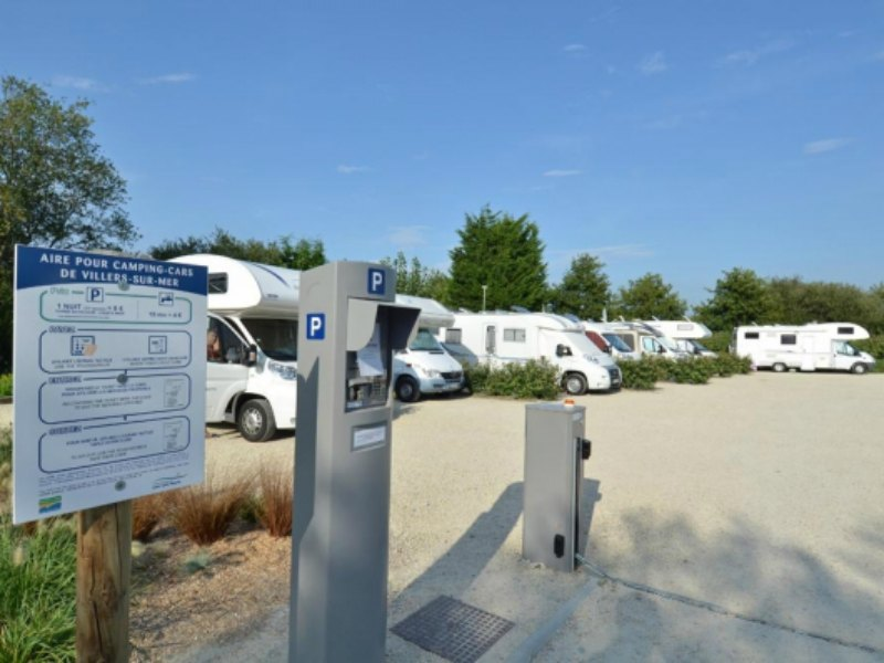 Normandie en camping car