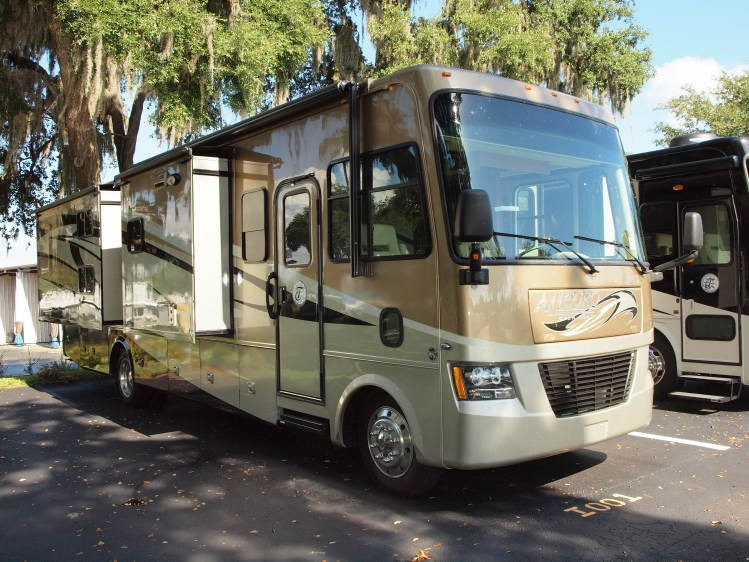 Acheter camping car occasion usa