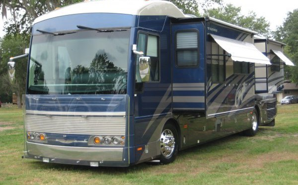 Camping car poids lourd americain d occasion