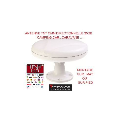 Antenne camping car pas cher