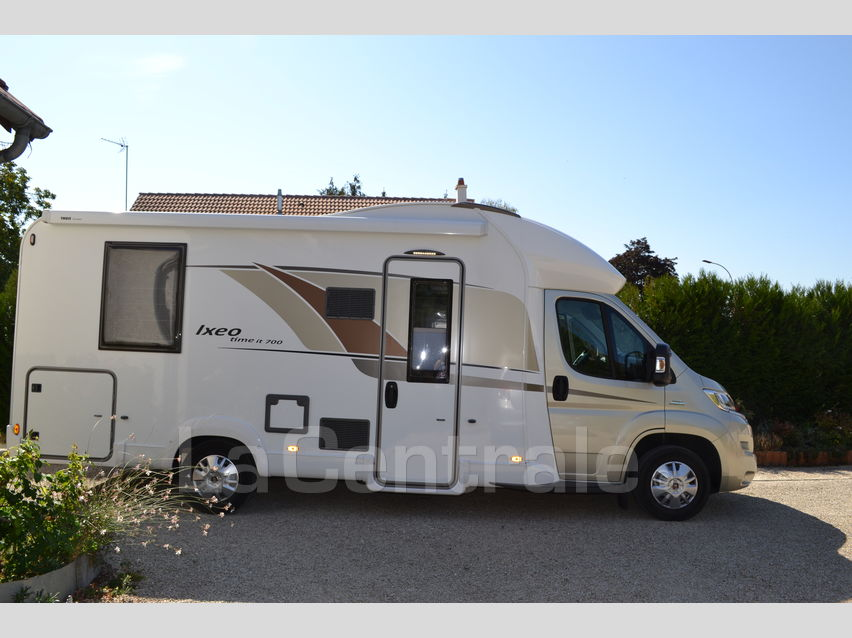 Camping car occasion yonne