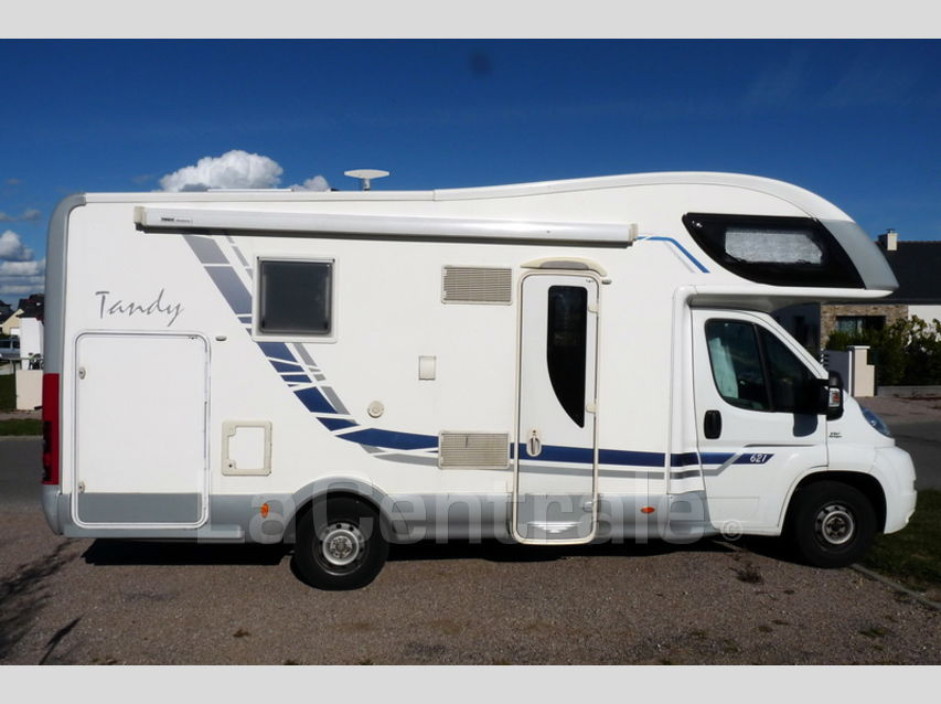 Camping car occasion haute vienne