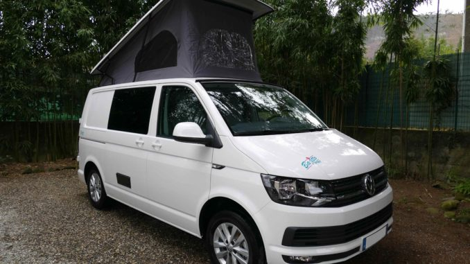 Volkswagen t5 camping car occasion
