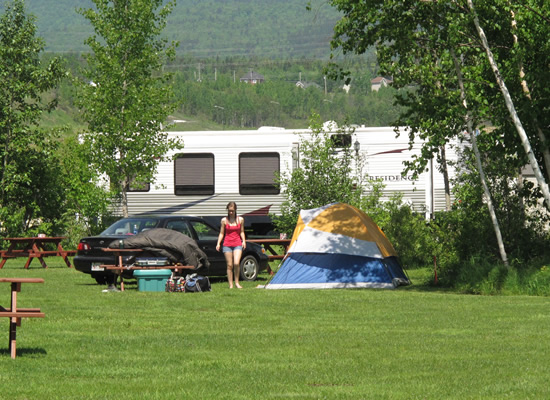 Vacance camping quebec