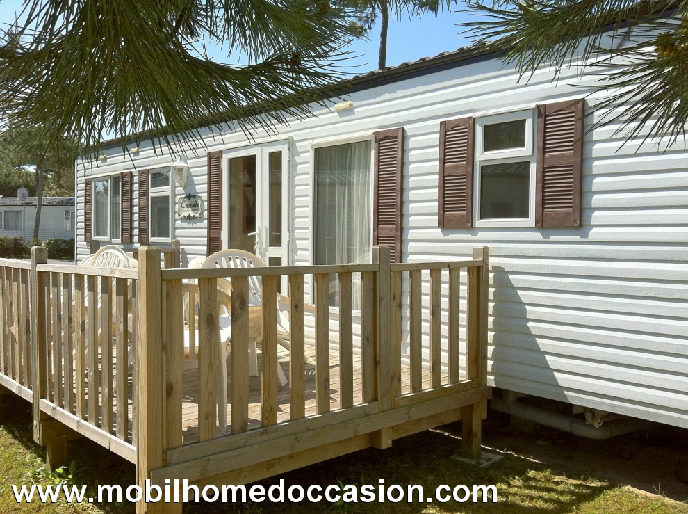 Mobil home occasion siblu