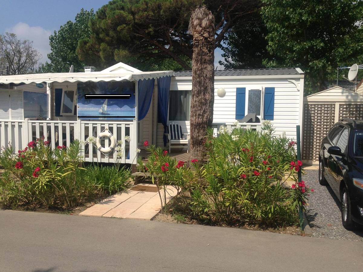 Location mobilhome saint tropez