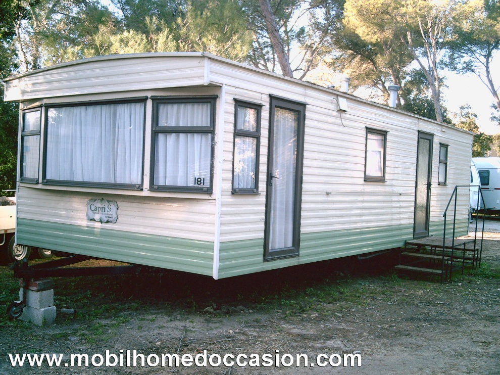 Mobilhome d occasion dans l herault