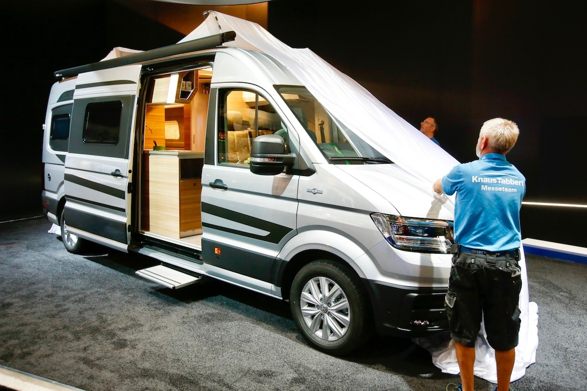 Salon camping car occasion le bourget