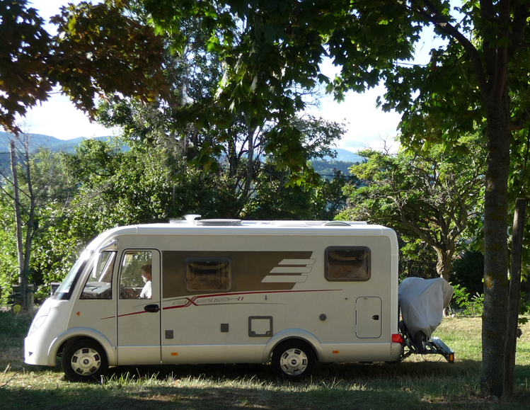 Camping car hymer exsis i 512 occasion