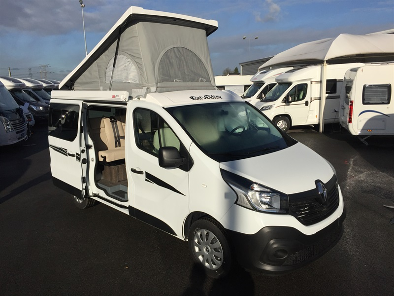 Concessionnaire camping car pilote