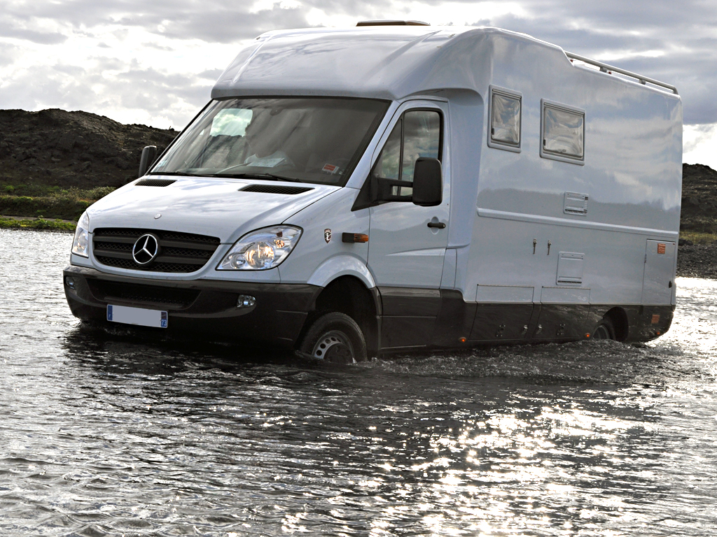 Camping car iveco 4×4