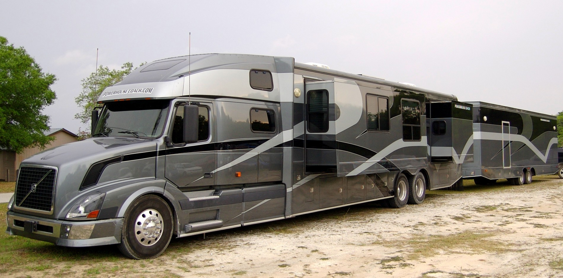 Camion camping car americain occasion