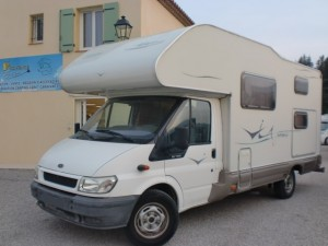 Accessoires occasion camping car